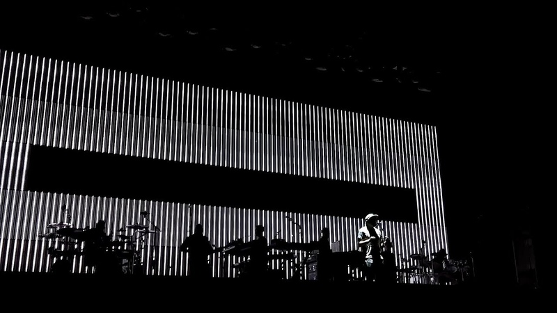 Massive Attack Angel Park Live 2018