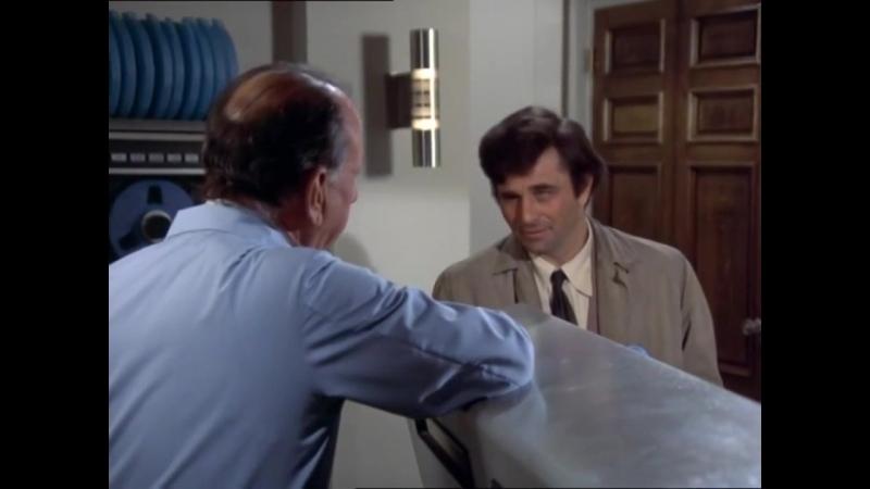 «Коломбо. Стивен Спилберг спешит на помощь» (1974) - детектив, реж. Альф Чеплин