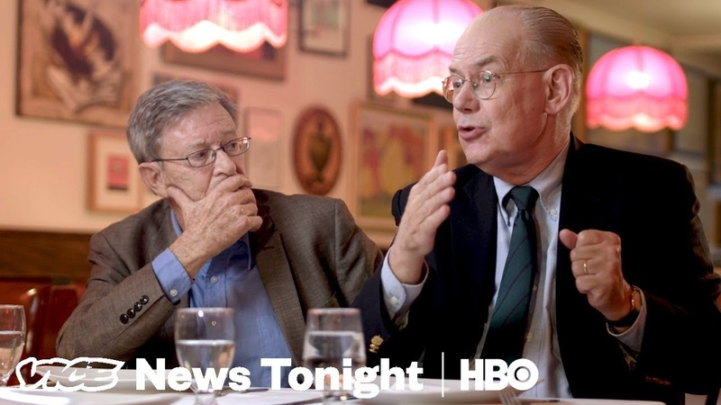 American Scholars Say The Real Threat To The U.S. Is Russophobia (HBO)