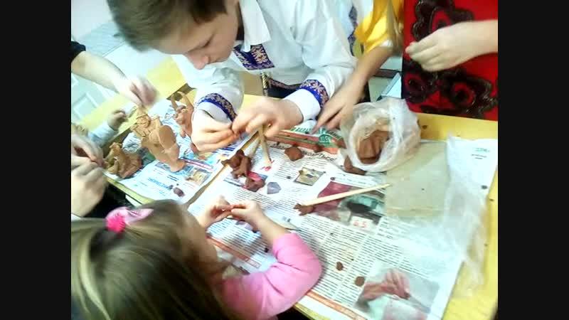МК по керамике День Единства