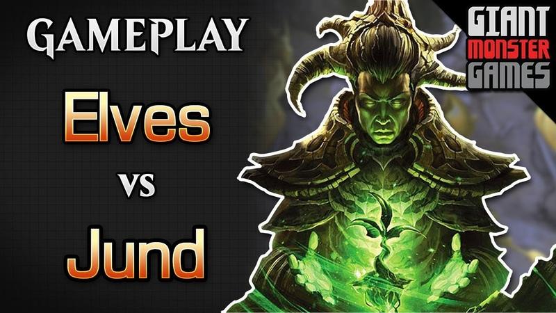 Elves -vs- Jund - New to Modern MTGO Gameplay 02