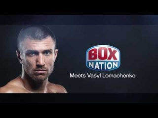 BoxNation Meets Lomachenko: Fan Q+A (Crawford, Mayweather, fighting in the UK and more)