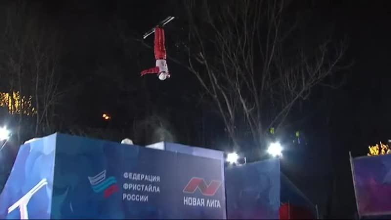 Александра Романовская выиграла этап кубка мира в Москве Умничка 🤗