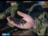 Останки солдата погибшего в ВОВ захоронили в Бобровском.mp4