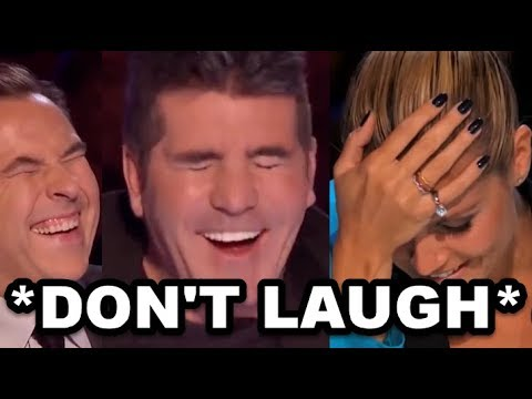 TOP 5 *FUNNIEST UNEXPECTED* AUDITIONS EVER that Will Make You LAUGH ) GOT TALENT Worldwide!