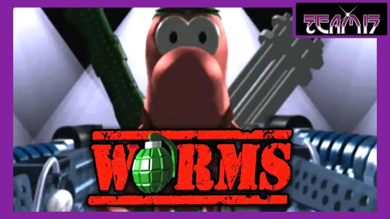 Worms 1 (1995) All Movies / Cutscenes (re-encoding in HD)