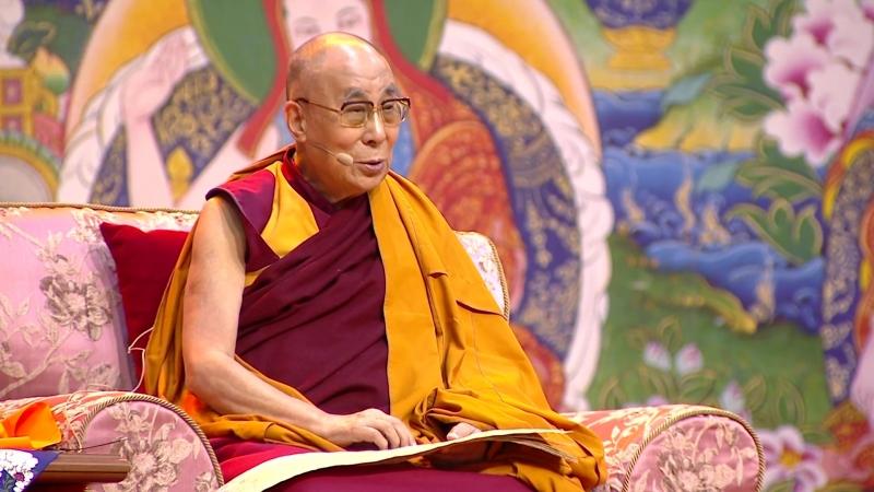 Далай-лама. Учения в Риге (2016). Сессия 2