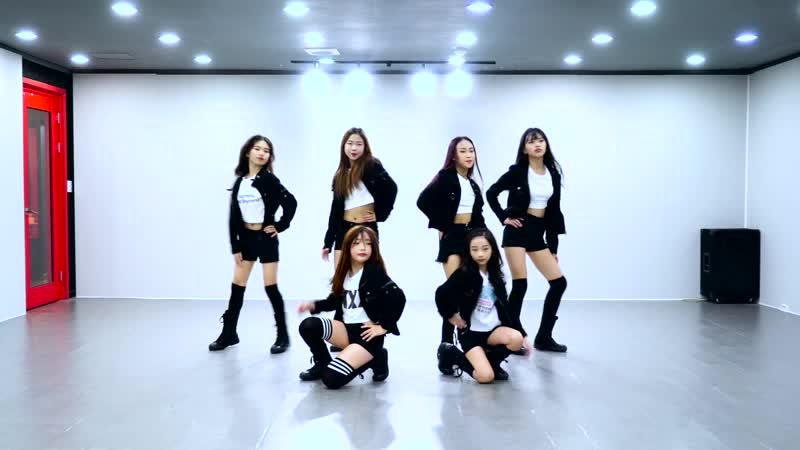 [릴레이댄스] 에이프릴(APRIL)-예쁜게 죄(Oh! my mistake)dance cover