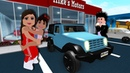 BUYING A FAMILY CAR   Bloxburg Family   Roblox Roleplay