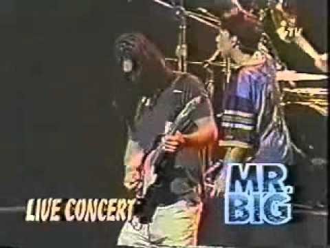 Mr Big Colorado Bulldog Richie Kotzen Live In Korea