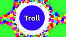 TROLLING - DON'T TEAM WITH TROLL - BEST AFK AGARIO TROLLING EVER