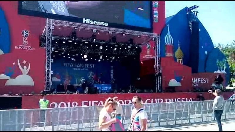Fifa (Fun Fest. Moscow. MSU.