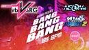 RbVSRG BIGBANG - 뱅뱅뱅 AJIekceu, AngeloLagusa, vanilka Neon FM, osu!mania, Pump It Up