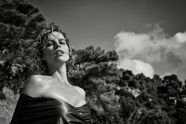 Eva Herzigova Vogue Czechoslovaia, 2019