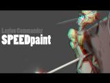 SpeedPaint | Legion Commander