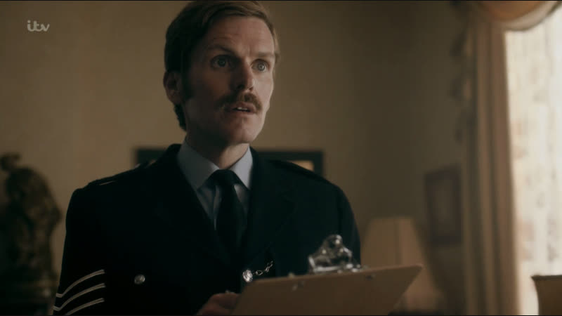 "Endeavour : Season 6, Episode 1 ""Pylon "" (itv 2019 UK)(ENG)"