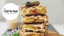 GOLDEN BEET PASTRAMI REUBEN STYLE SANDWICHES | hot for food