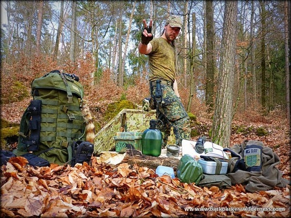 Lager/Camp - Security for Survival, Bushcraft Preppers.