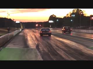 OUTLAW Big Tire NO PREP Drag Racing