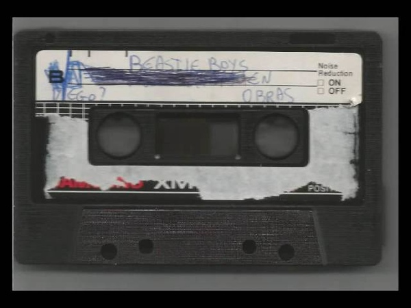 Beastie Boys en vivo en Obras - 15/04/1995 - Bs. As. - Argentina