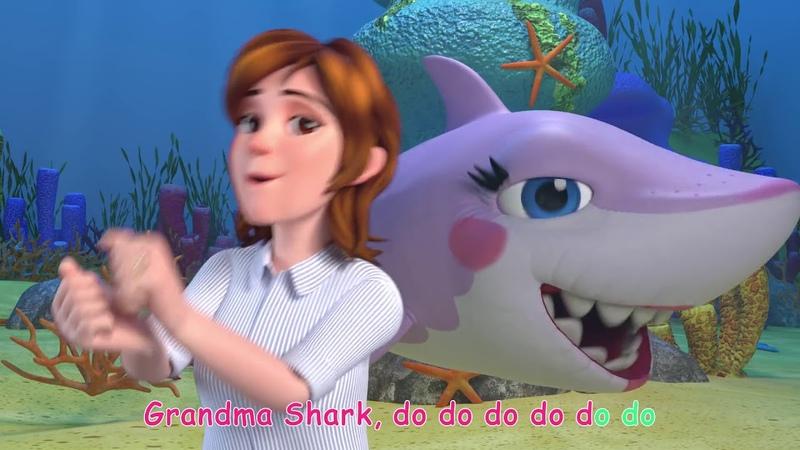 Baby Shark ABCkidTV Nursery Rhymes Kids Songs Kids Videos