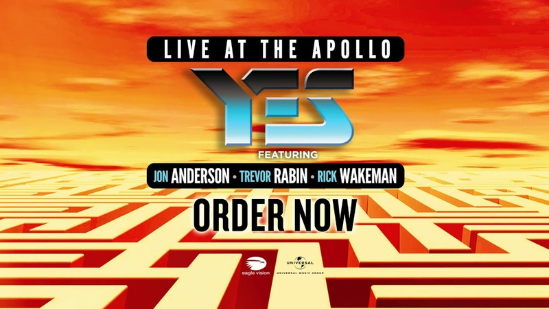 Yes - Roundabout (Live At The Apollo)
