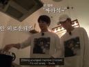 Glad that tae went to accompany kook so he wont feel alone