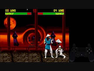 Mortal Kombat 2 [Kirpich57 - Death Devil] (Лига Шао Кана)