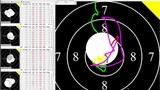 sonja pfeilschifter, 20 shot air rifle on SCATT