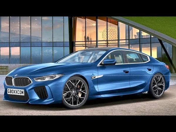 2019 BMW M8 Gran Coupe REVIEW - S Class KILLER??