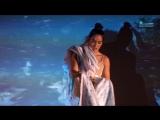 Офелия в бинтах. Премьера спектакля хореографа Лилии Бурдинской
