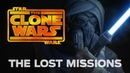 Star Wars The Clone Wars The Lost Missions Trailer