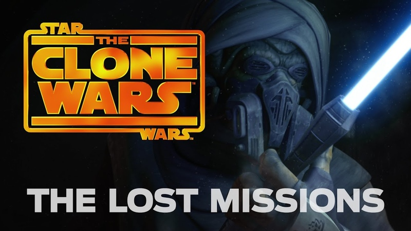 Star Wars: The Clone Wars -- The Lost Missions: Trailer