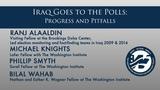 Iraq Goes to the Polls Progress and Pitfalls