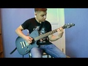 Nirvana-Smells Like Teen Spirit (guitar cover)