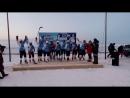 II турнир по хоккею с мячом. Вручение кубка. 16.02.2018 год