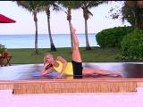 Denise Austin - Hit the Spot Pilates - 4 - Hips (10 min) (Fitness) DVDRip TG