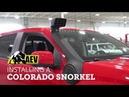 AEV Chevy Colorado ZR2 Snorkel Install
