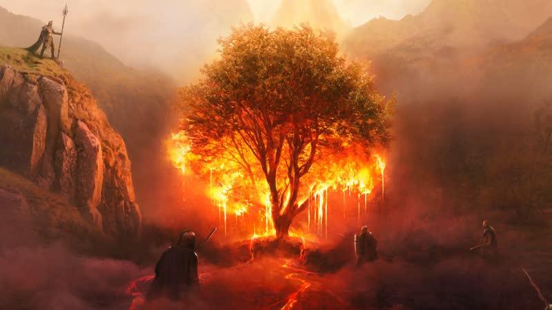 Старт ОБТ Ashes of Creation Apocalypse Новая MMORPG (Королевская битва)