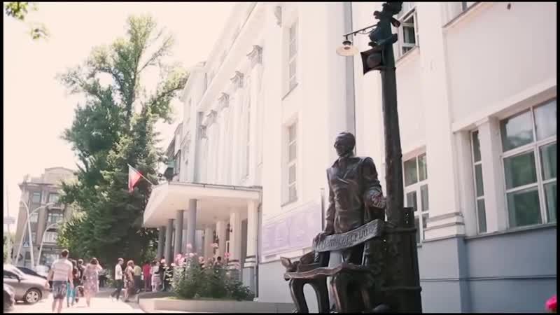 МОЯ малая родина.5 серия - студия кино-,телеискусства СИНЕМА