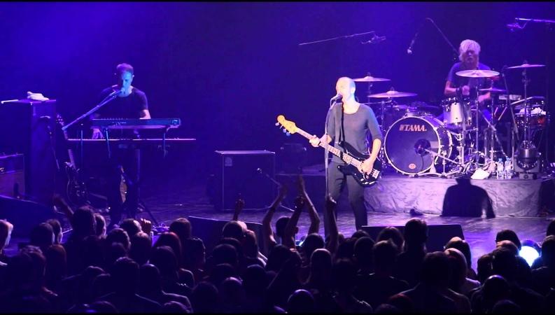 Calogero Концерт в Москве 02 10 2015
