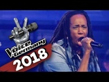 Wild Cherry - Play That Funky Music (Felicia Peters) The Voice of Germany Blind Audition