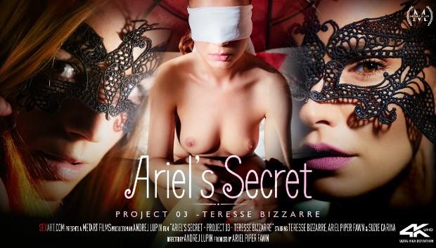 WOW Ariel's Secret. Project 03: Teresse Bizzarre # 1
