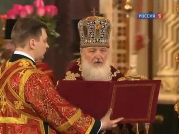 Патриарх всея Беларуси