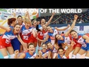 Serbia vs Italy Volleyball World Cup 2018 Highlights