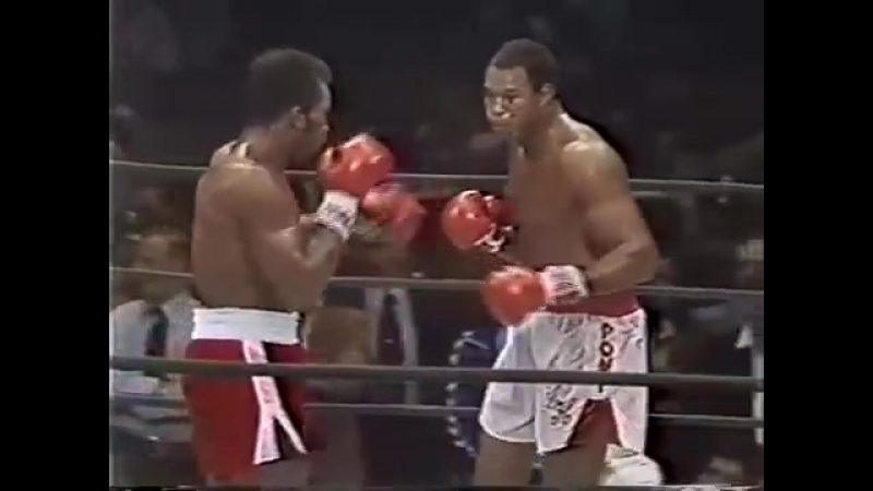 Ларри Холмс vs Майк Уивер (полный бой) [22.06.1979]