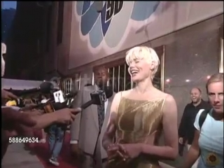 Geena Davis Video Music Awards 1996