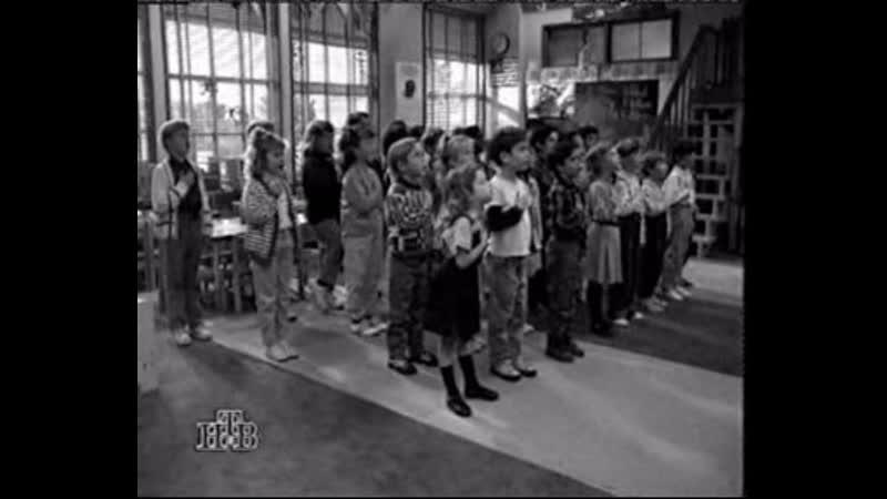 Детсадовский полицейский(НТВ, 1995)Фрагмент(VHSRip)