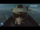 Учения с участием бомбардировщика Н 6К