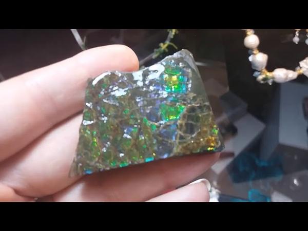 Выставка минералов которая меня удивила